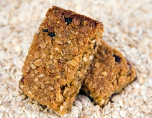 bigstock-Two-Flapjacks-Stacked-On-An-Oa-5804181